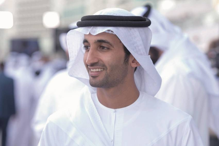 I'm a member of a team that aims to take UAE racing to greater heights: Sheikh Rashid bin Dalmook