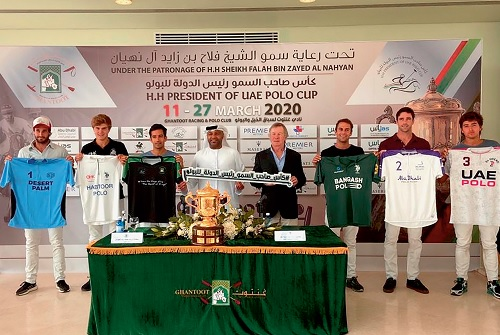 Ghantoot gears up for prestigious President of the UAE Cup polo