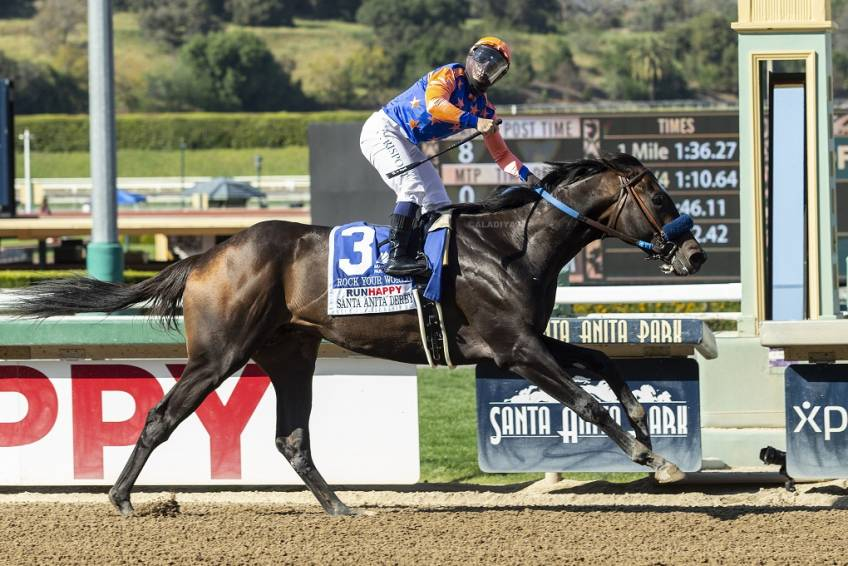 Godolphin have Quality Essential to winning a Kentucky Derby