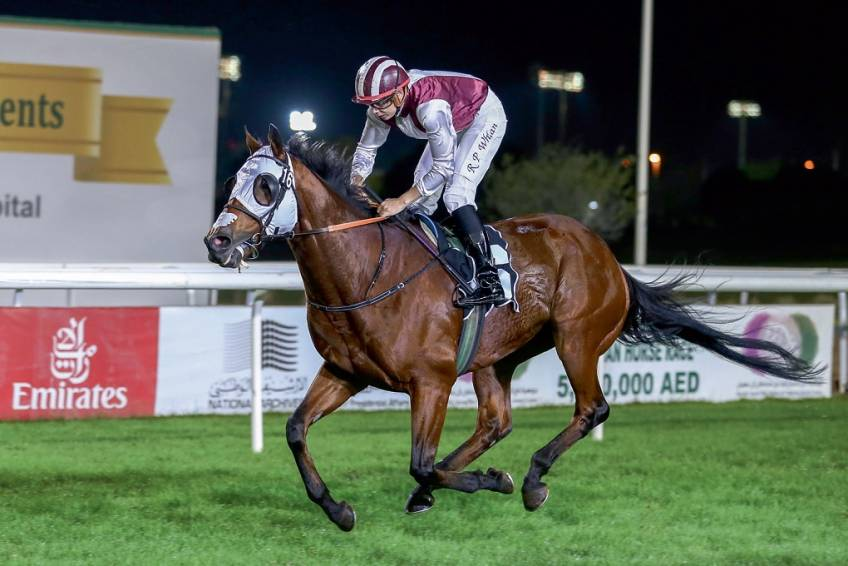 Alalawi hoping Autumn can keep Pride intact in UAE winter