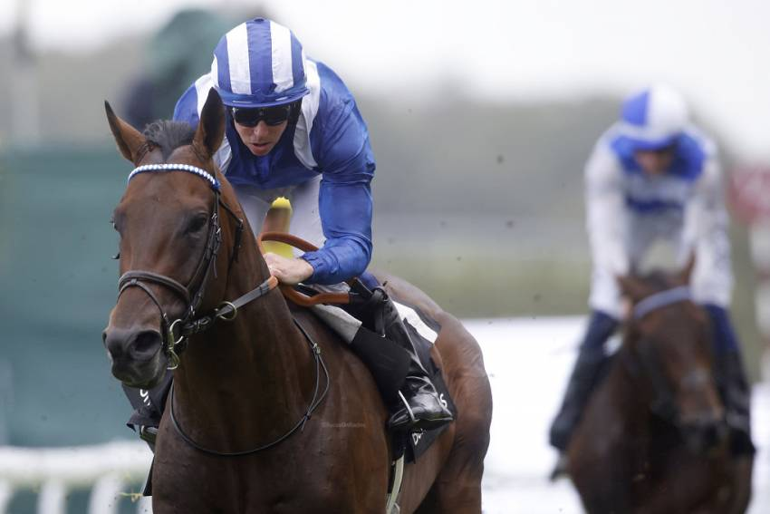 Double for Crowley and Shadwell but Battaash fails in bid to create even more history