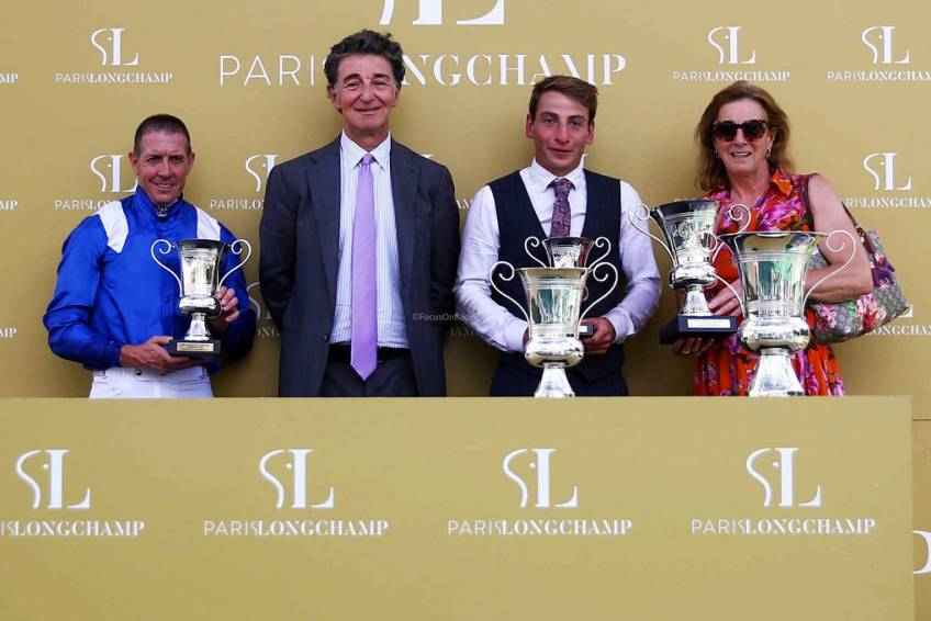 Baaeed lives up to expectations with fifth straight success