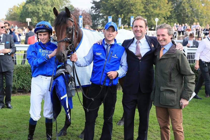 Trailblazing Native highlights the trebles of Buick and Appleby