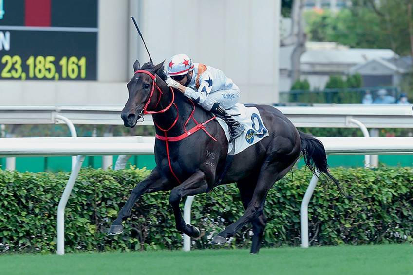 Ponfield is Chater Champion before unbeaten sprint Wonder Courier delivers