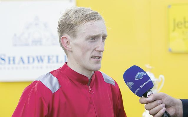 'Billy' Lee looking to ride upwards and onwards after early success