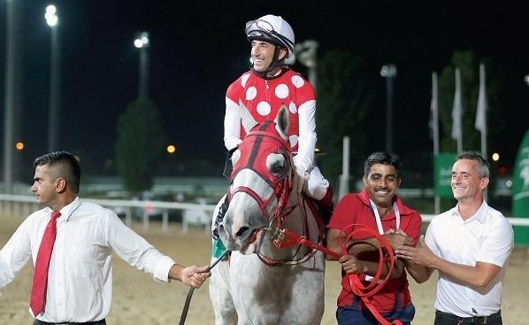 Delouze thrilled to be thriving in saddle after retirement U-turn