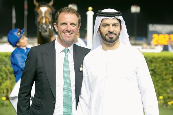 Godolphin's Anderson looking at 2019 with a great deal of optimism