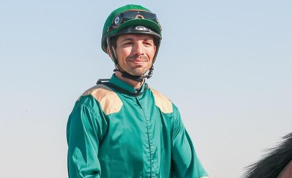 Steely determination and courage help Ziani avoid catastrophe on Jebel Ali's biggest day
