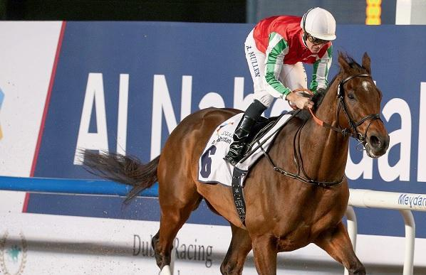 North America to Godolphin Mile with Seemar excited about Emblem Storm, Wafy
