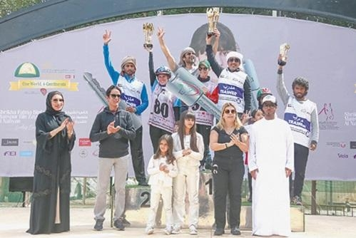 Gonzalez and Al Ghailani win prestigious rides at Al Wathba