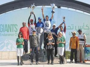 Spanish and Italian riders land the spoils
