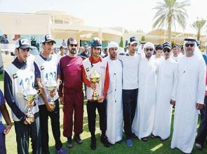 Mure'ib lands the spoils in front of Sheikh Mohammed
