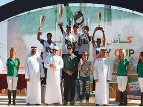 National Day Cup success for Al Marri
