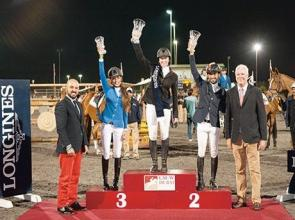 A Thrilling Show At Dubai Csi3*-W