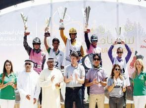Fourth win of season for Al Faresi