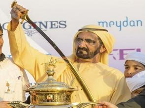 Al Mazrooei proves his class with top honours at Sheikh Mohammed Endurance Cup