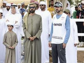 Sheikh Mohammed advice helps Al Mehairi land HH the President of the UAE Cup in Al Wathba