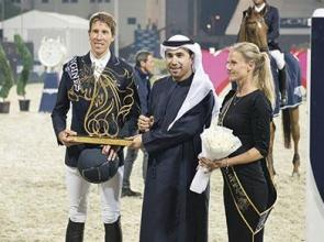 Risk pays off in the form of top prize for Von Eckermann, Emiratis also find success at Al Shira'aa
