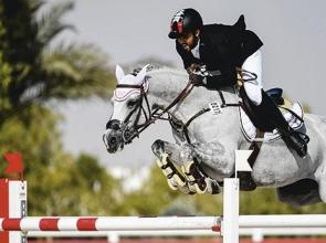 Dubai Show Jumping Championship leaps to a five-star status