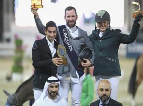 Weishaupt up for HH Sharjah Ruler Cup with success in preview event