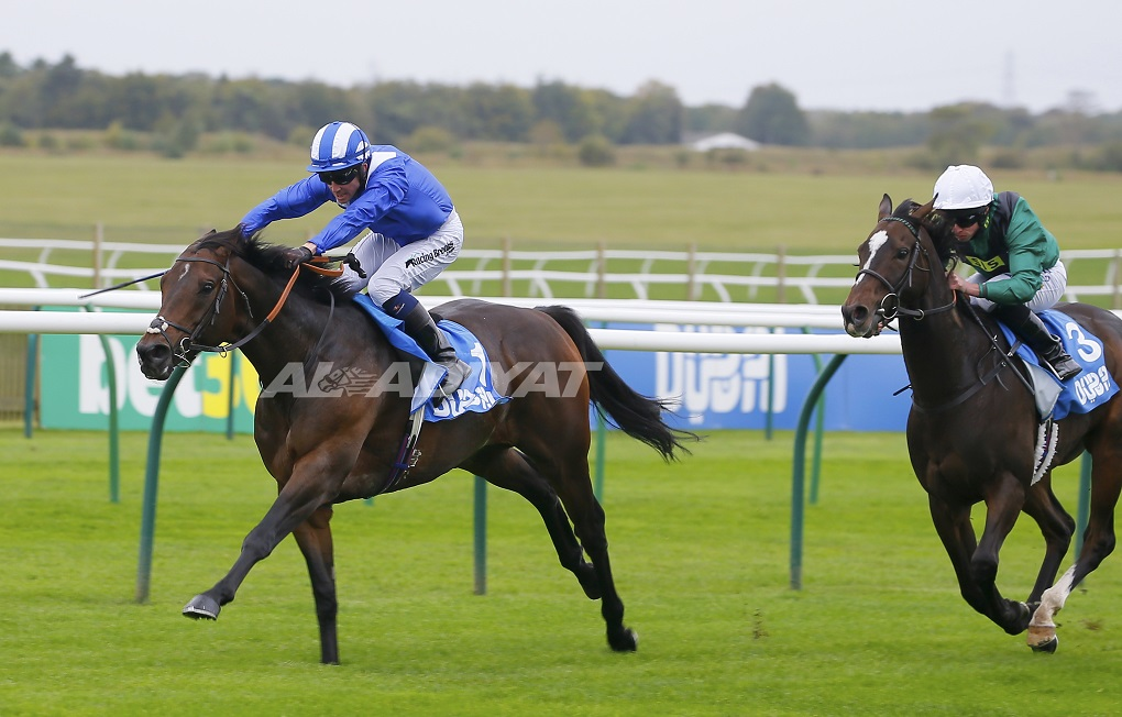 Mustashry triumphs in Group 2 Challenge Stakes at Newmarket