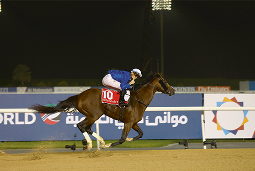 Bin Suroor brims with confidence as Thunder Snow readies for seasonal debut