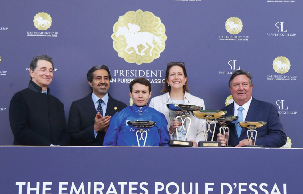 King Fabre saddles Persian to land French Classic before Castle proves top Lady on great Godolphin afternoon