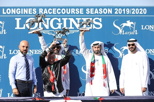 Another day of doubles as racing gets underway at Sharjah