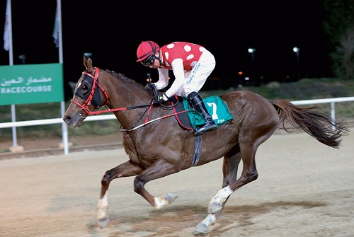 Al Ain to be home to the winning Rich And Famous