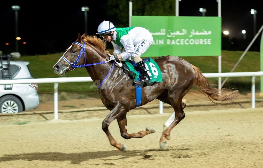 Antonio goes to top in Jockeys race after riding a brace for Al Mheiri at Al Ain