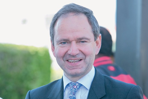 Dudgeon lauds government and racing authorities for keeping the show going
