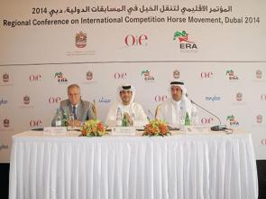 Meydan to Host Region's First OIE International Horse Movement Conference