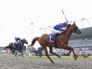 Super Saturday for Godolphin