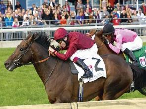 Meydan Carnival winners supply Simcock Group One Canadian double
