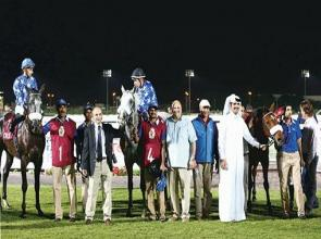 Old favourites to the fore in Doha