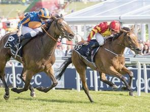 O'Brien and O'Donoghue Qualify for Classic roll of honour - UK EPSOM OAKS