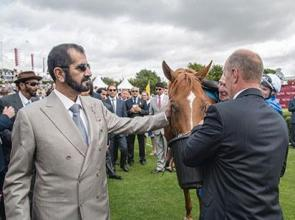Dutch continues Godolphin's winning Lennox connection - QATAR (GLORIOUS) GOODWOOD FESTIVAL DAY 1