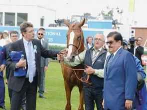 Sheikh Hamdan and Englefield school the big winners at Newbury