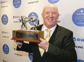 Watership's leading man Doherty certainly not Down as he clinches top prize at Godolphin Stud and Stable Awards
