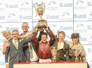 France supply The Right Man for the Al Quoz - AL QUOZ SPRINT