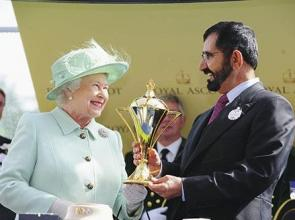 Can Godolphin celebrate Sheikh Mohammed's landmark in style?