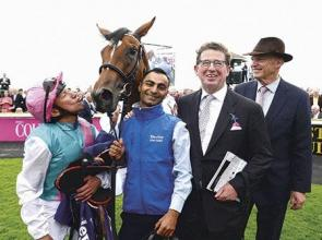 Further accolades for Enable & Godolphin duo