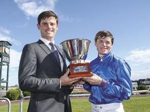 Hartnell saluted after he delivers Cummings his second Group One for Godolphin