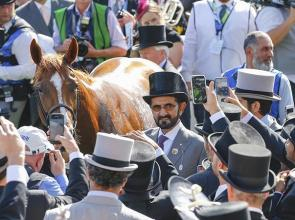 Sheikh Mohammed comes full circle in Masar's Derby success