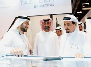 Massive boost for ADIHEX as Sheikh Mansoor Festival hogs limelight